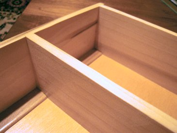 Drawer back & SoloWoodworker - Hints and options for building wooden drawers Aboutintivar.Com